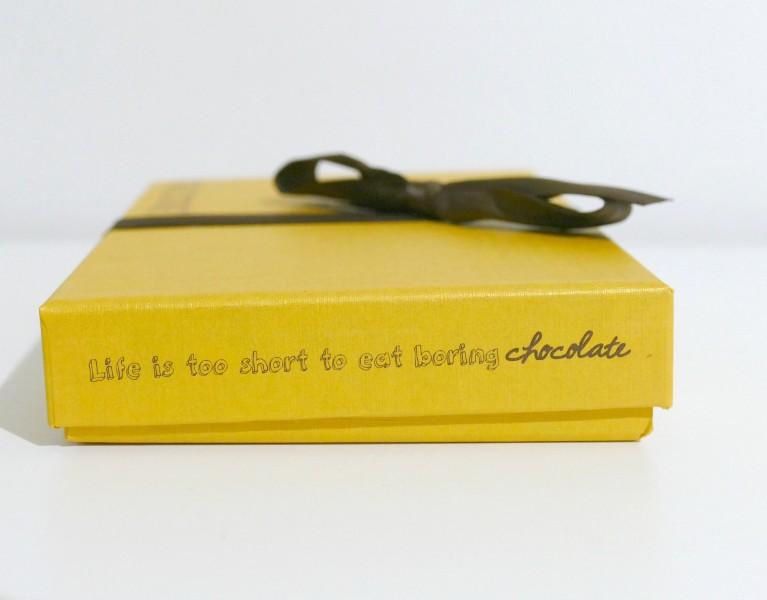 chocstar: fairtrade chocolade