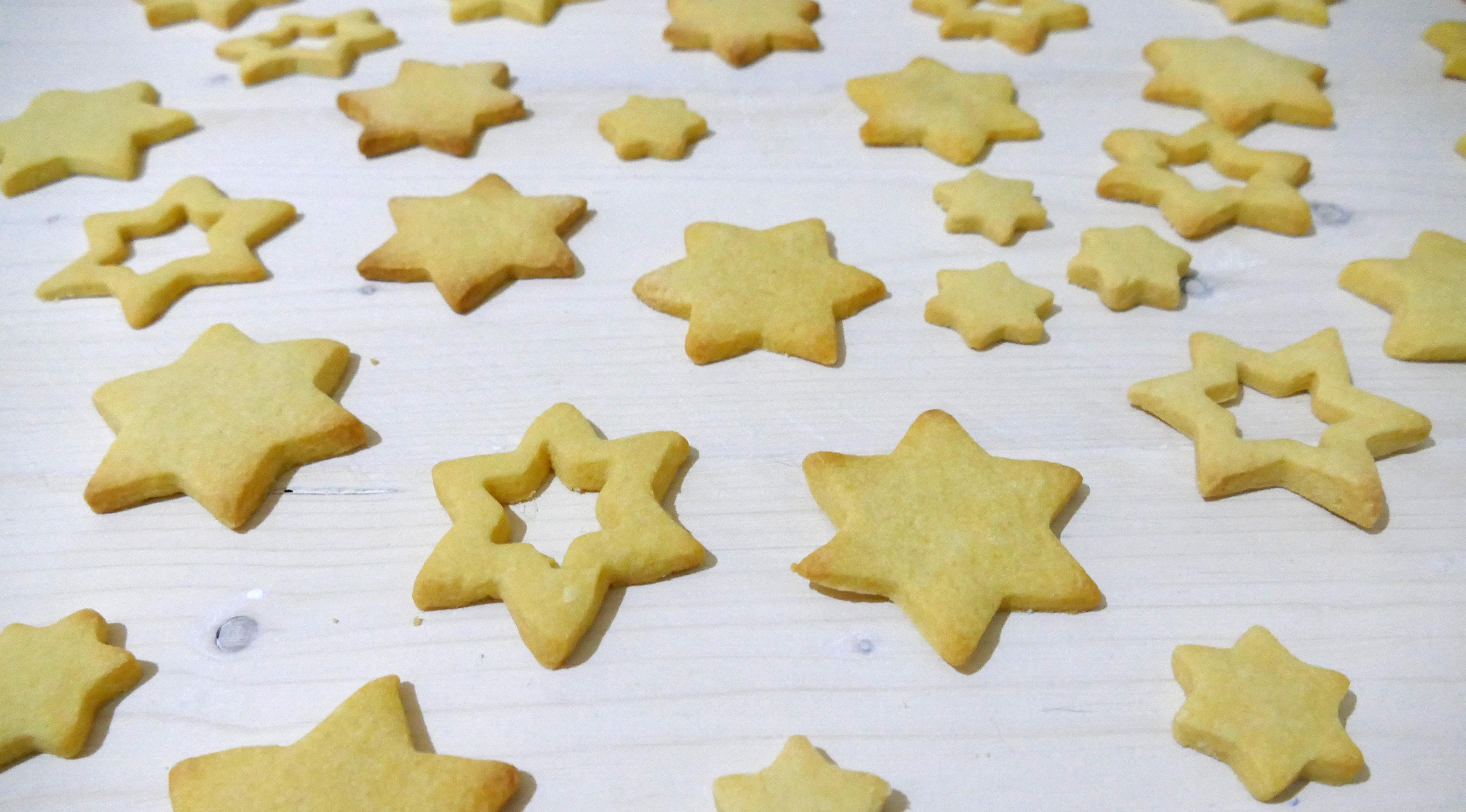 rendier koekjes