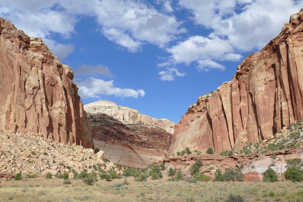 Nationale Parken: Capitol Reef