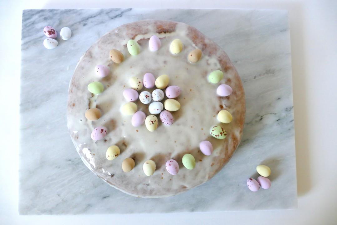 Heerlijke Carrot Cake met glazuur