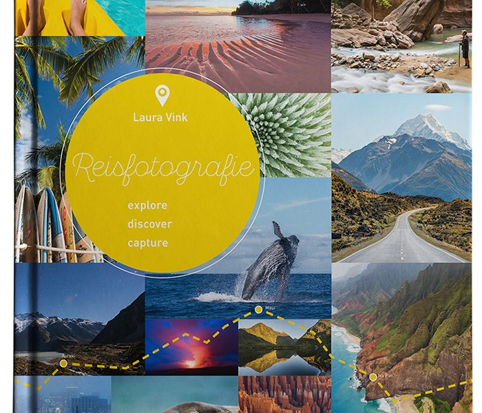 boek: reisfotografie - explore discover capture