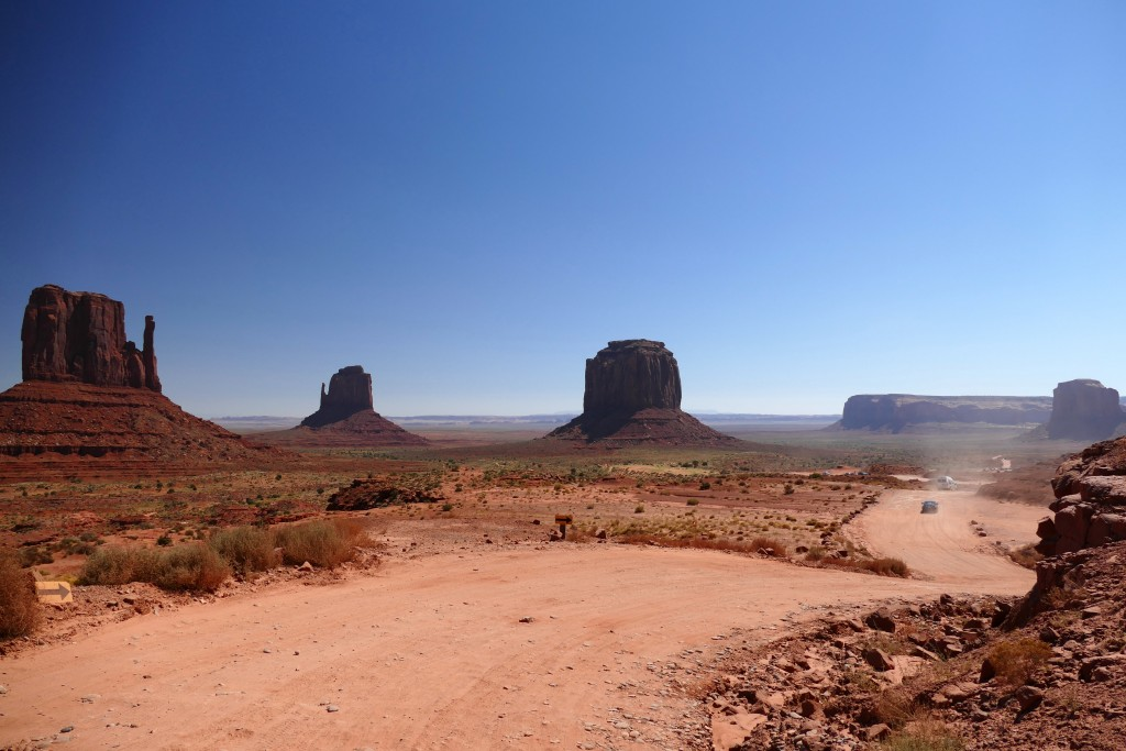 Rood - Monument Valley - Amerika