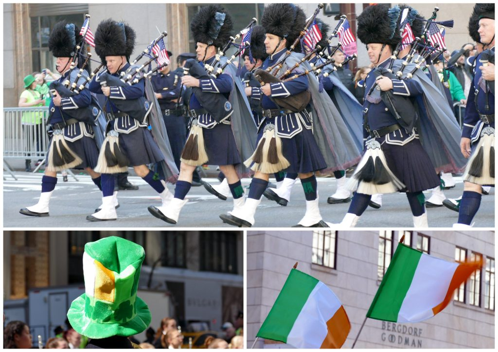 new york saint patricks day