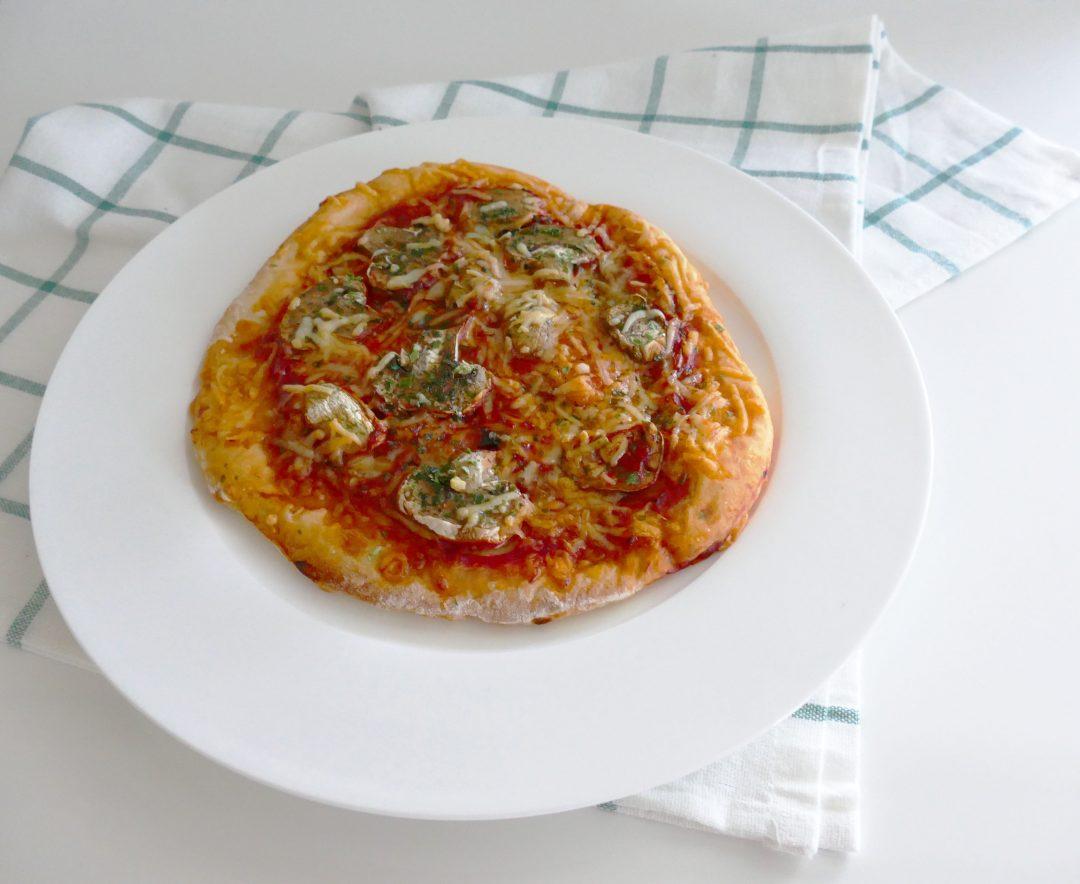 pizzabodem Griekse yoghurt