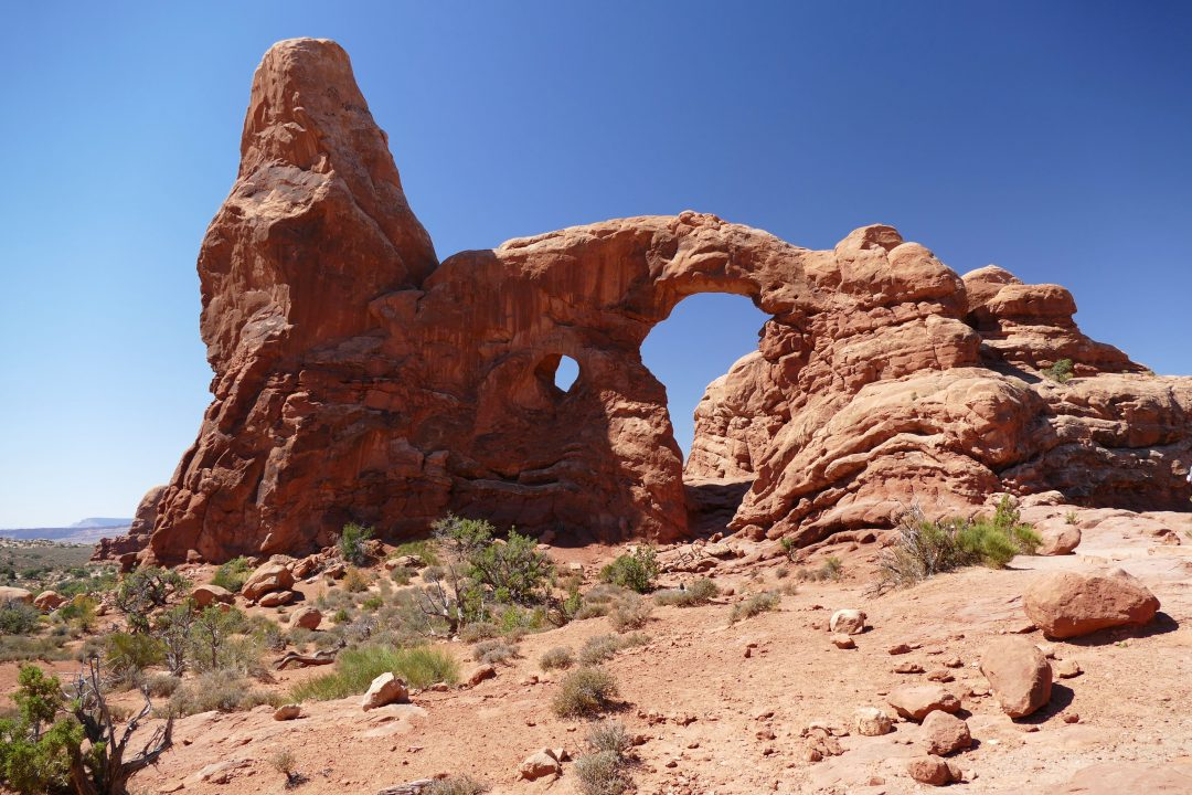 Moab: Arches National Park