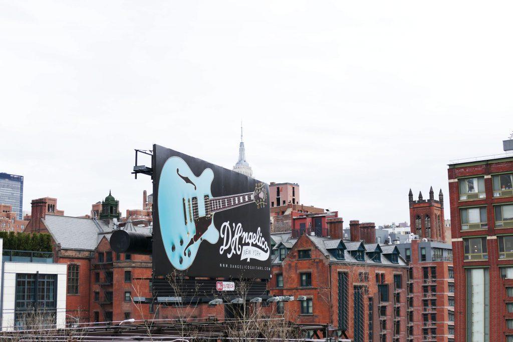 New York: The Highline