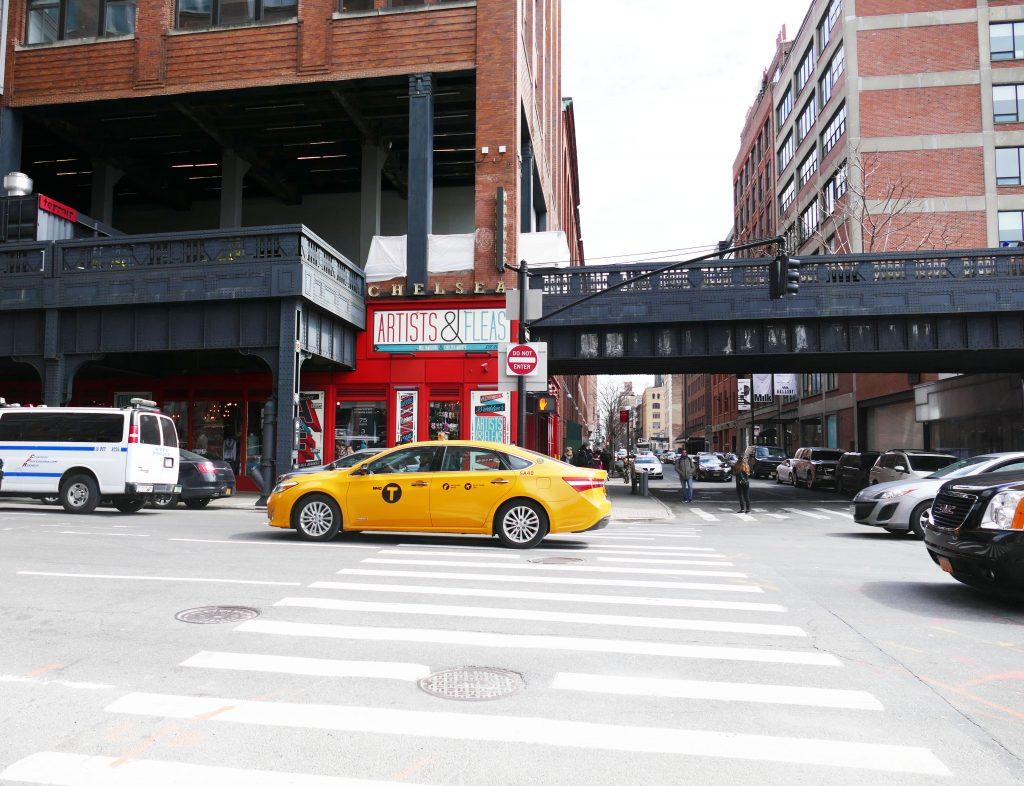 New York: Chelsea Market