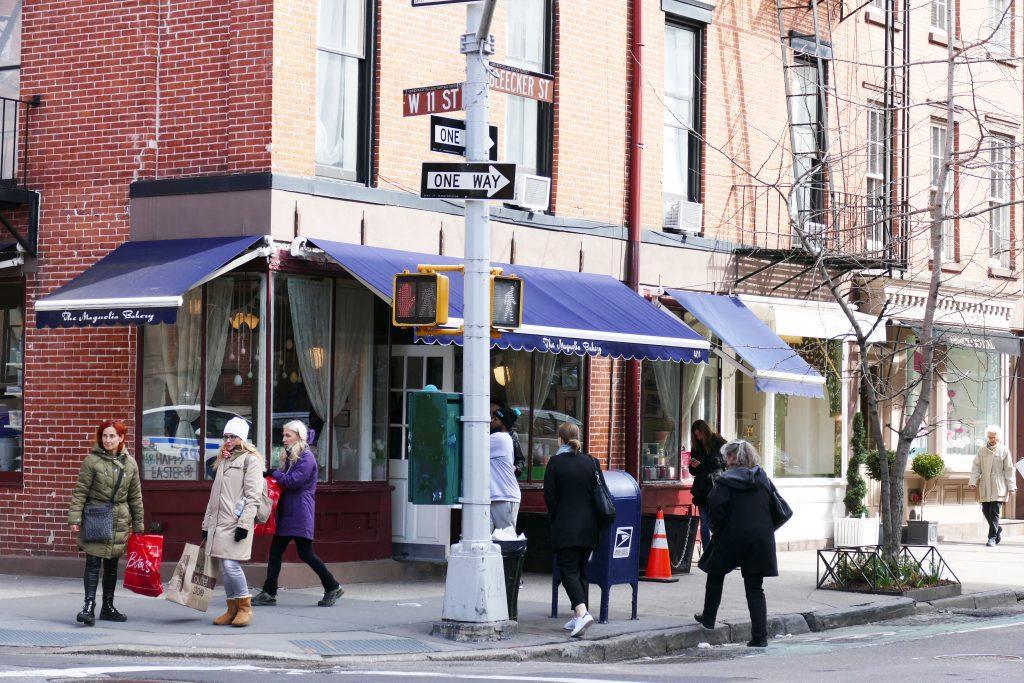 New York: Magnolia Bakery