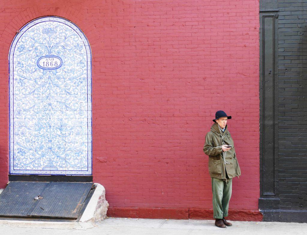 New York: Perry Street