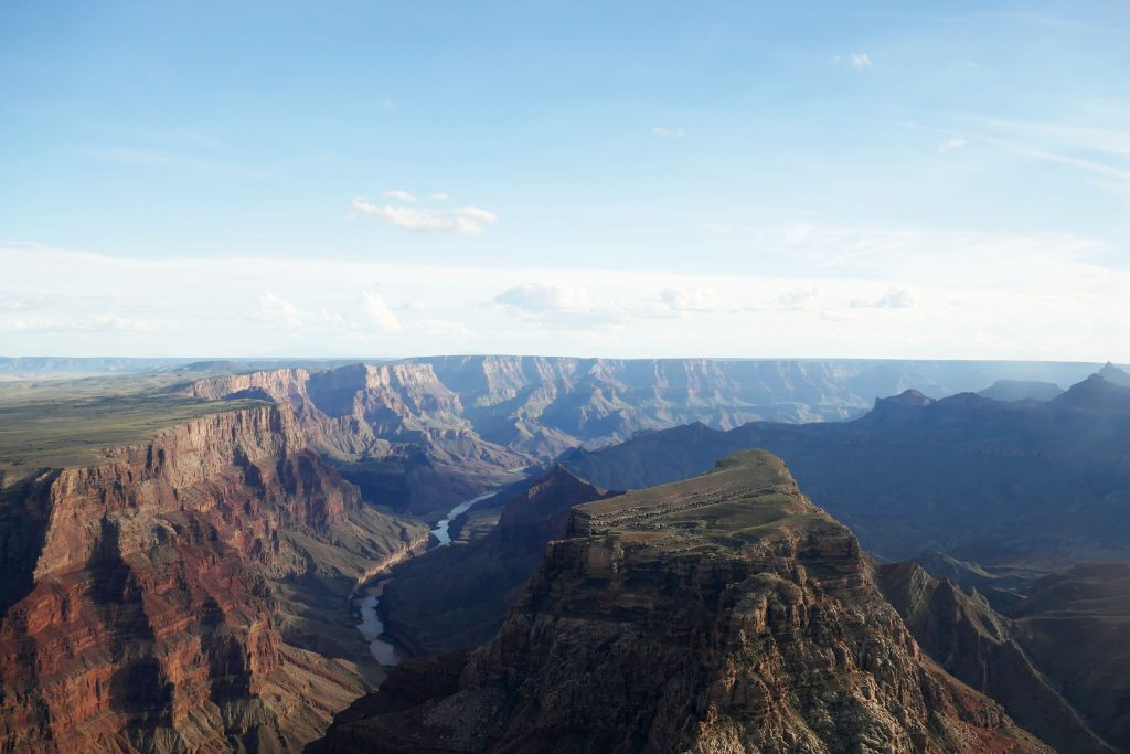 Grand Canyon helicopter vlucht