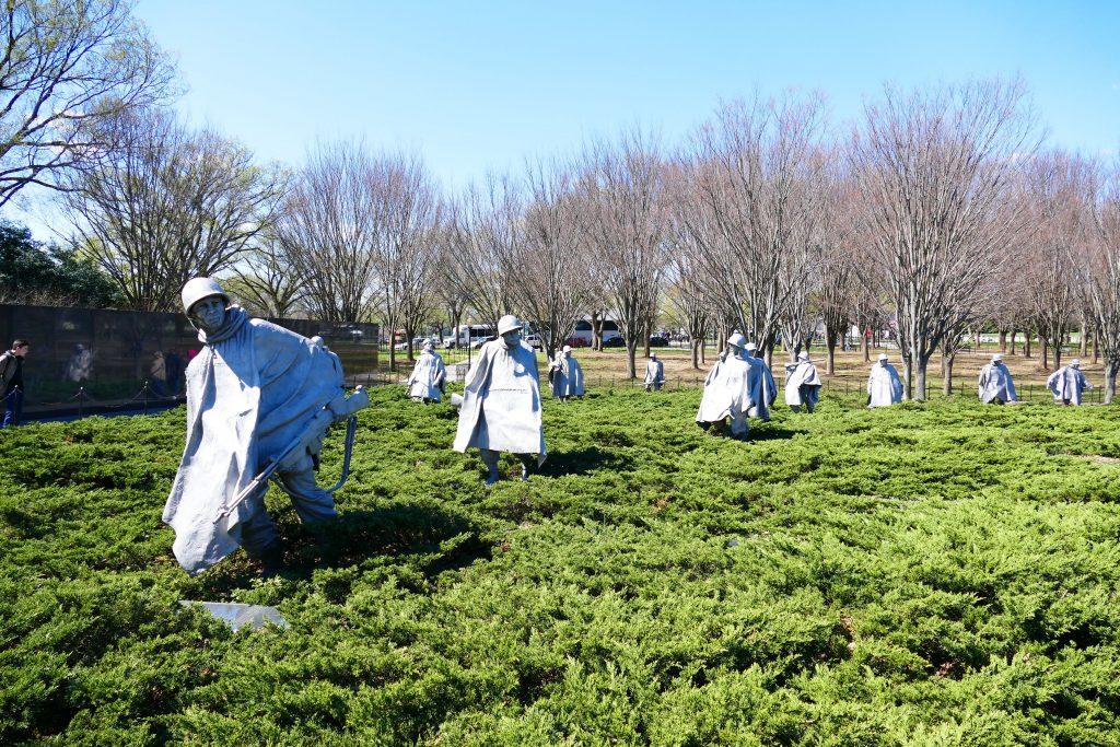 Washington Vietnam War Memorial 2