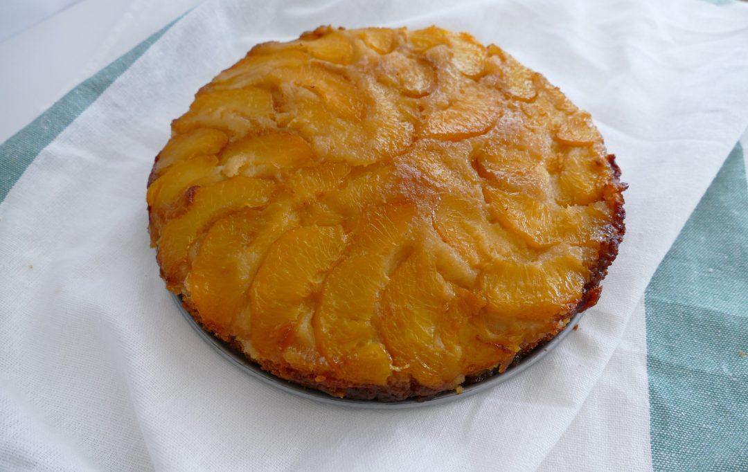 perziken taartje