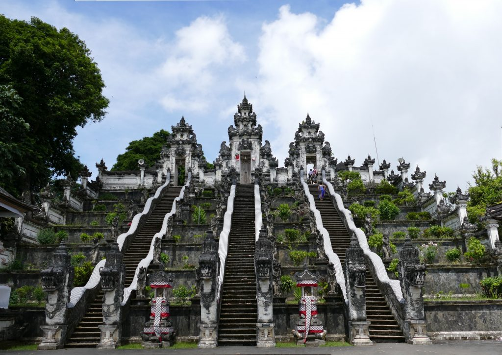 Mijn favoriete activiteiten om te doen op reis: Tempel op Oost Bali