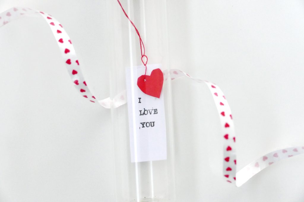 valentijnsdag diy flesje
