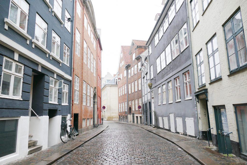 Kopenhagen - Magstraede