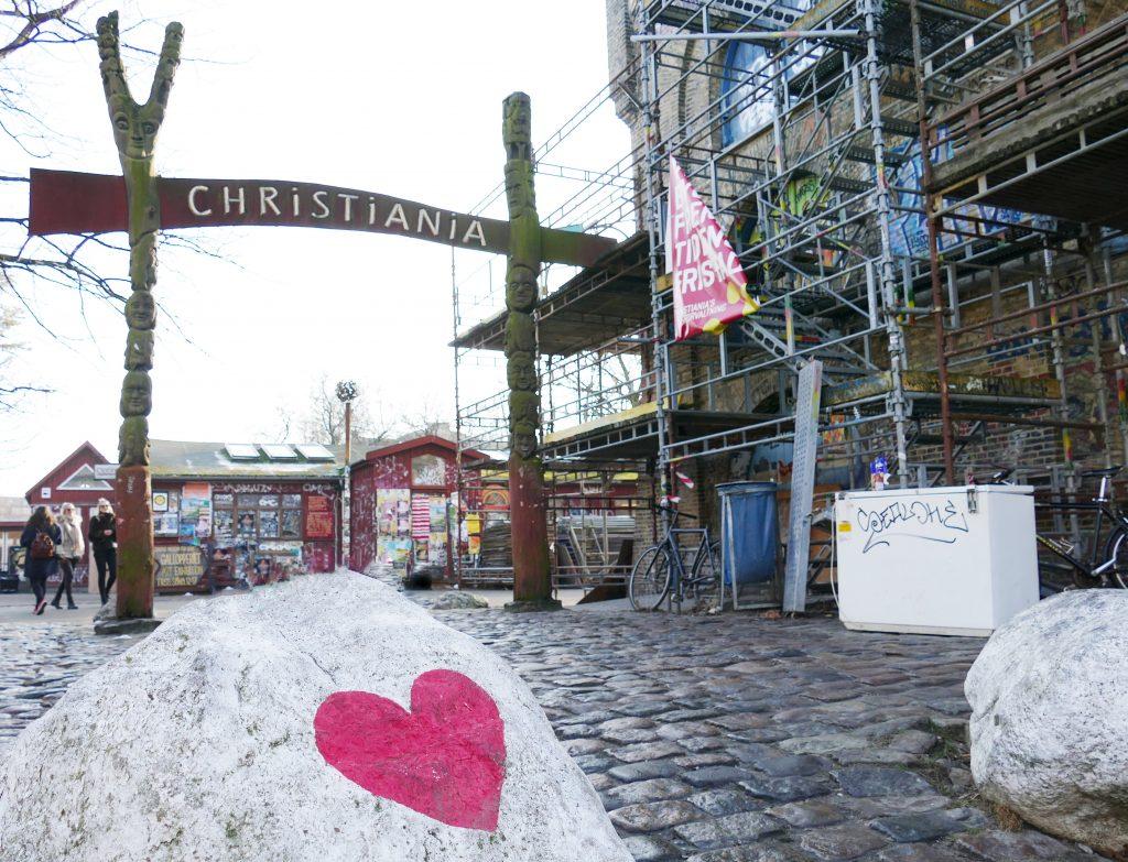 Kopenhagen - Christiania