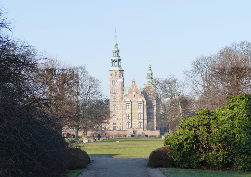 Rosenborg Sloten Kongens Have