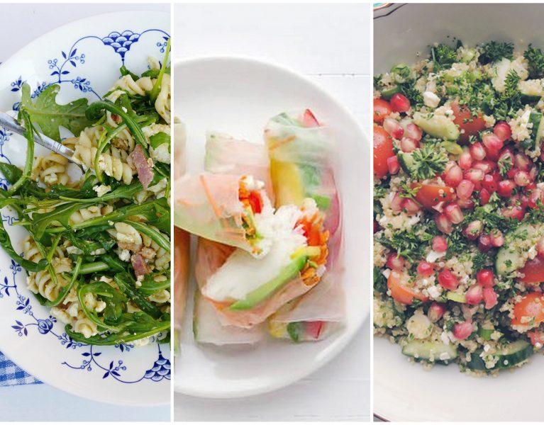 recepten voor bij zomers weer