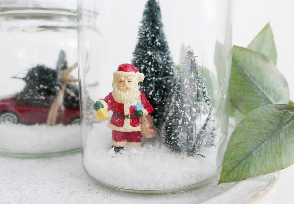 kerst flesjes