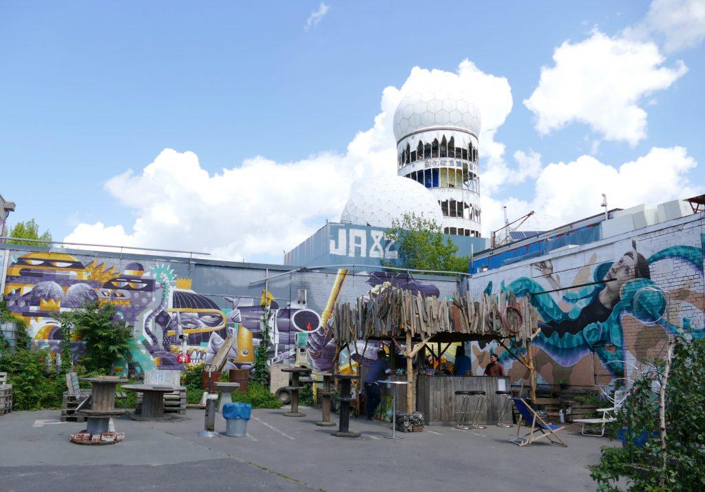 Teufelsberg Berlijn