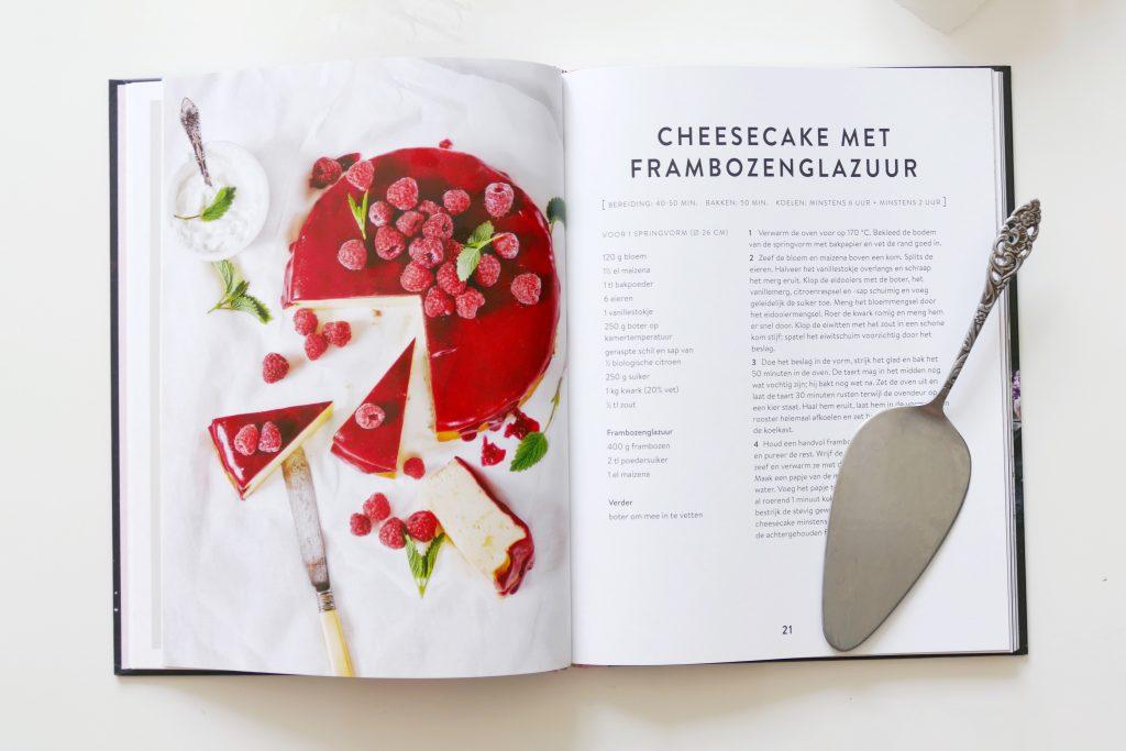 I love cheesecake