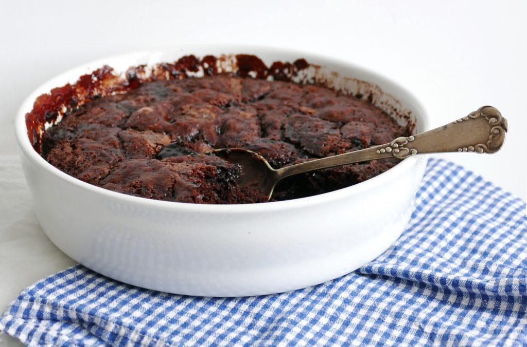 chocolade pudding cake