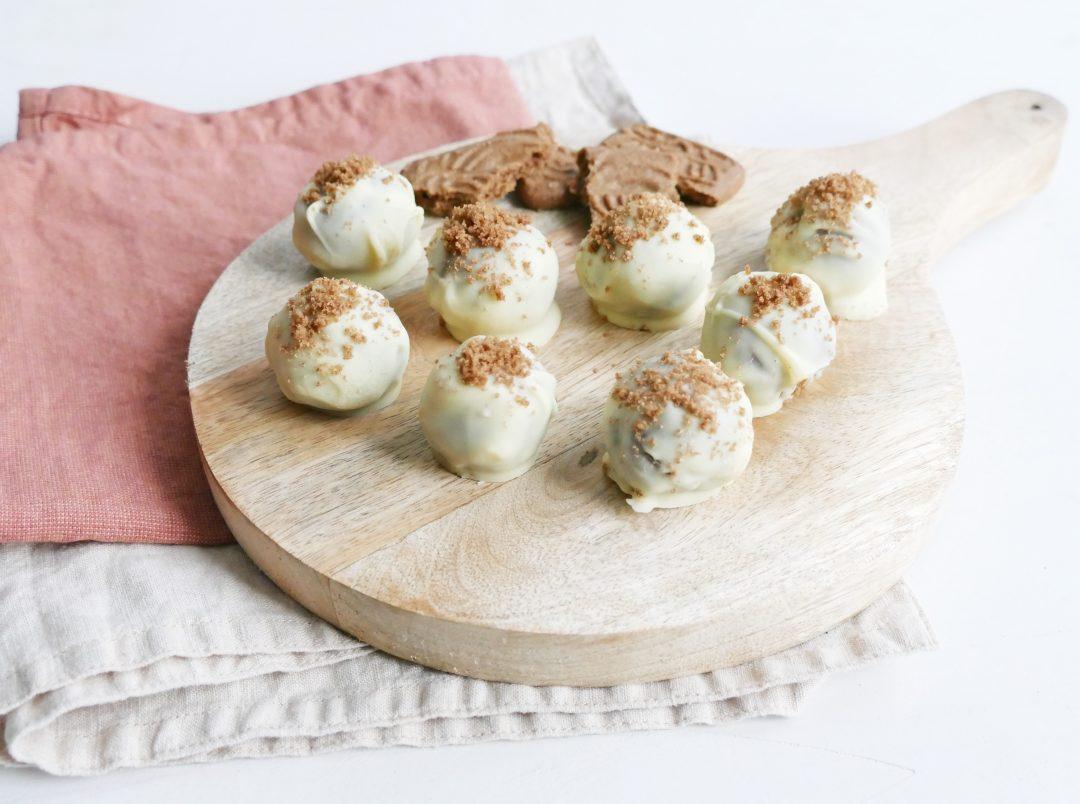 sinterklaas truffels