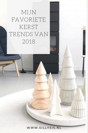 Kerst trends 2018