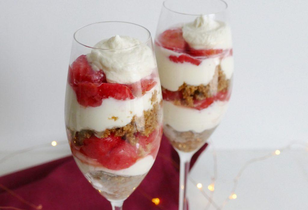 aardbeien cheesecake met champagne3