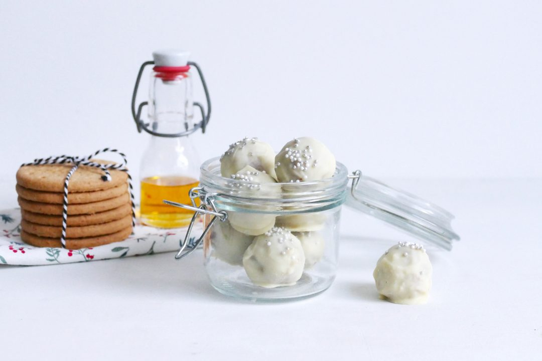 truffels met licor 43