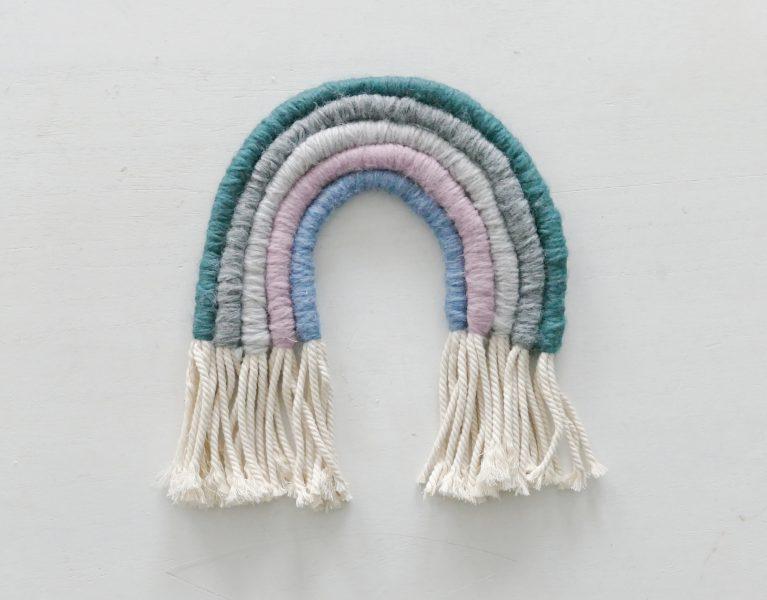 regenboog van touw