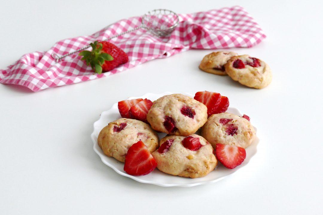 cheesecake koekjes
