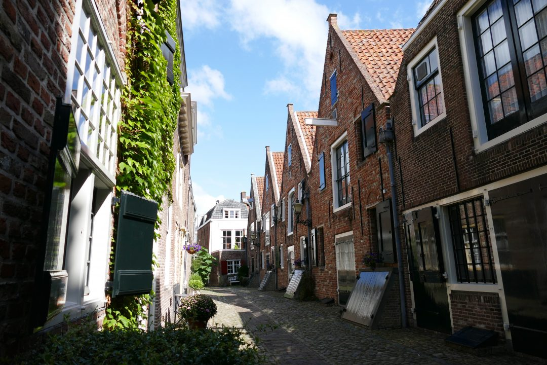 bezienswaardigheden in Middelburg