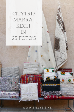 Betoverend Marrakech in 25 foto's