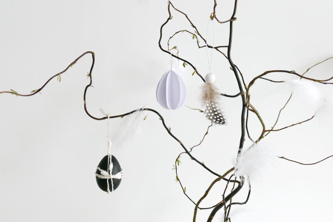 minimalistische paastakken