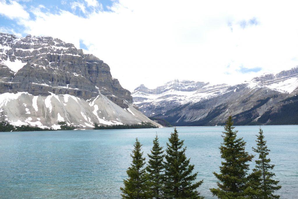 Canadese Rockies: Bow Lake