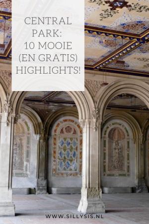 Central Park: 10 mooie (en gratis) highlights!