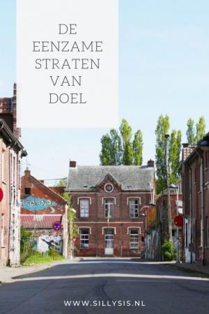 Spookstad Doel | een verlaten dorpje in België