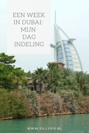 Dubai: mijn dagindeling in deze bijzondere stad