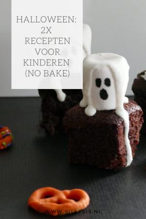 Halloween recepten voor kinderen: Halloween spookjes en pretjes