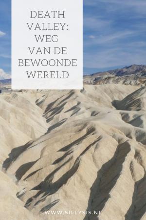 Het ruige Death Valley | weg van de bewoonde wereld