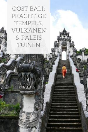 Oost Bali: Prachtige tempels, vulkanen en paleistuinen