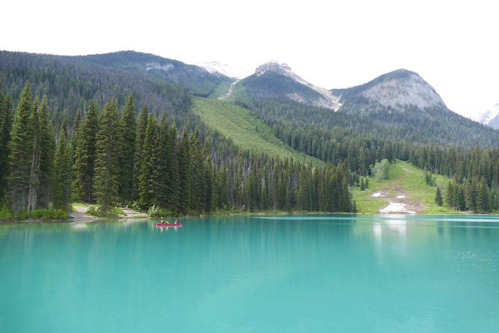 Canadese Rockies: Emerald Lake