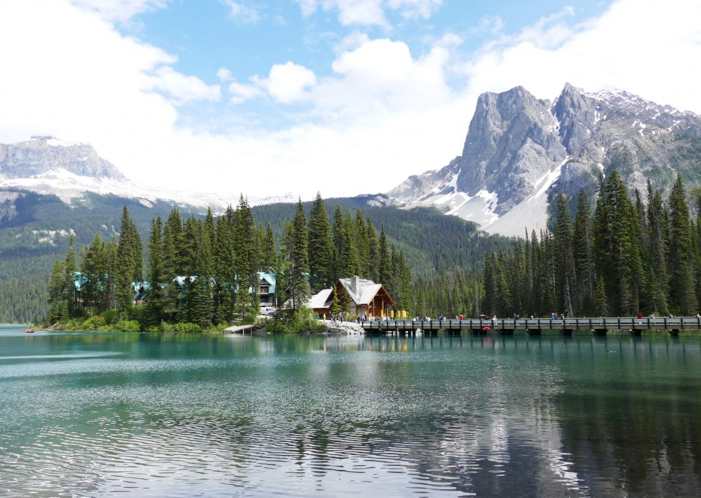 Canadese Rockies: Banff National Park- Emerald Lake5