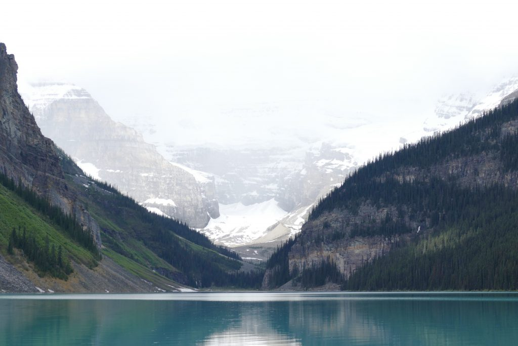 Canadese Rockies, Banff National Park, Lake Louise