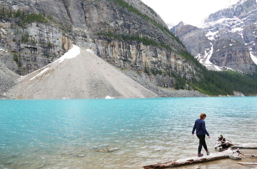 Banff National Park- Moraine Lake