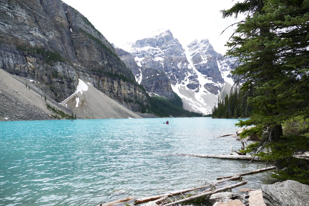 Canadese Rockies, Banff National Park- Moraine Lake
