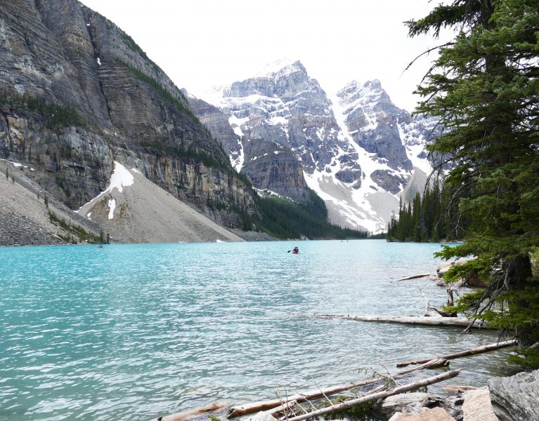 Banff National Park- Moraine Lake