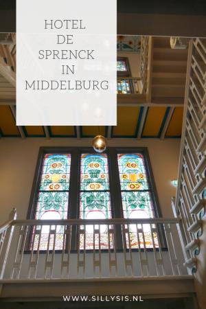 Hotspot: Hotel de Sprenck in Middelburg