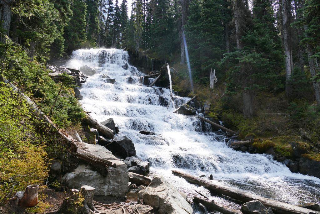 Joffre lake Provincial Park